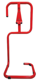 11900065 floor-type base red for knob operated extinguishers floor-type base red for knob operated extinguishers