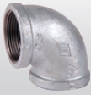 "20900015 90 elbow 1/2"" galvanized FM approved 90 elbow 1/2"" galvanized FM approved